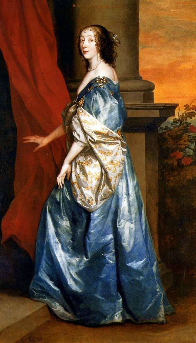 السيدة لوسي بيرسي   أنتوني فان دايك