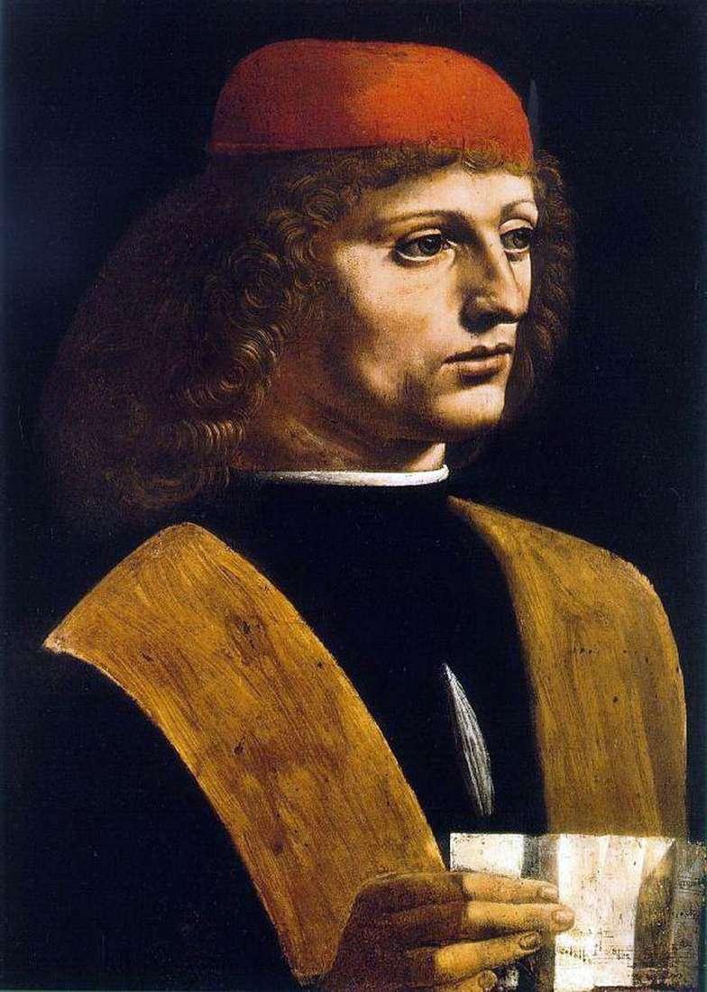 صورة لموسيقي   ليوناردو دافنشي
