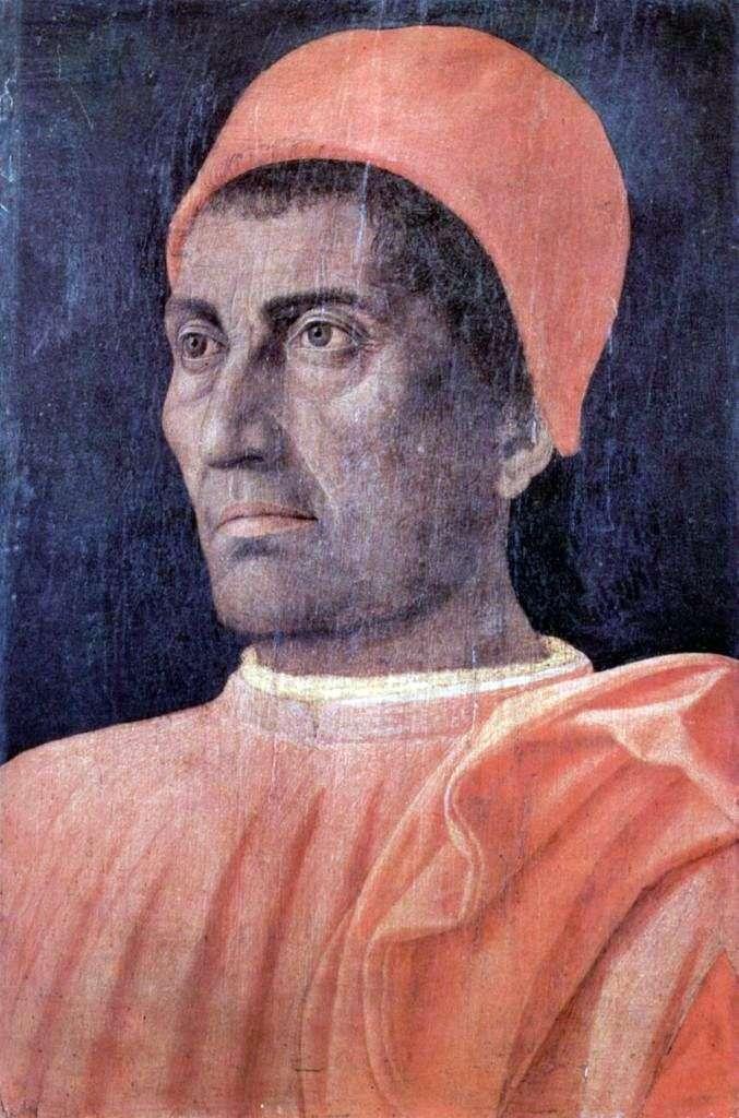 ذكر صورة   أندريا Mantegna
