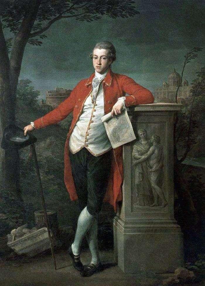 الأمير في روما ، تشارلز روبرتس   بومبو باتوني