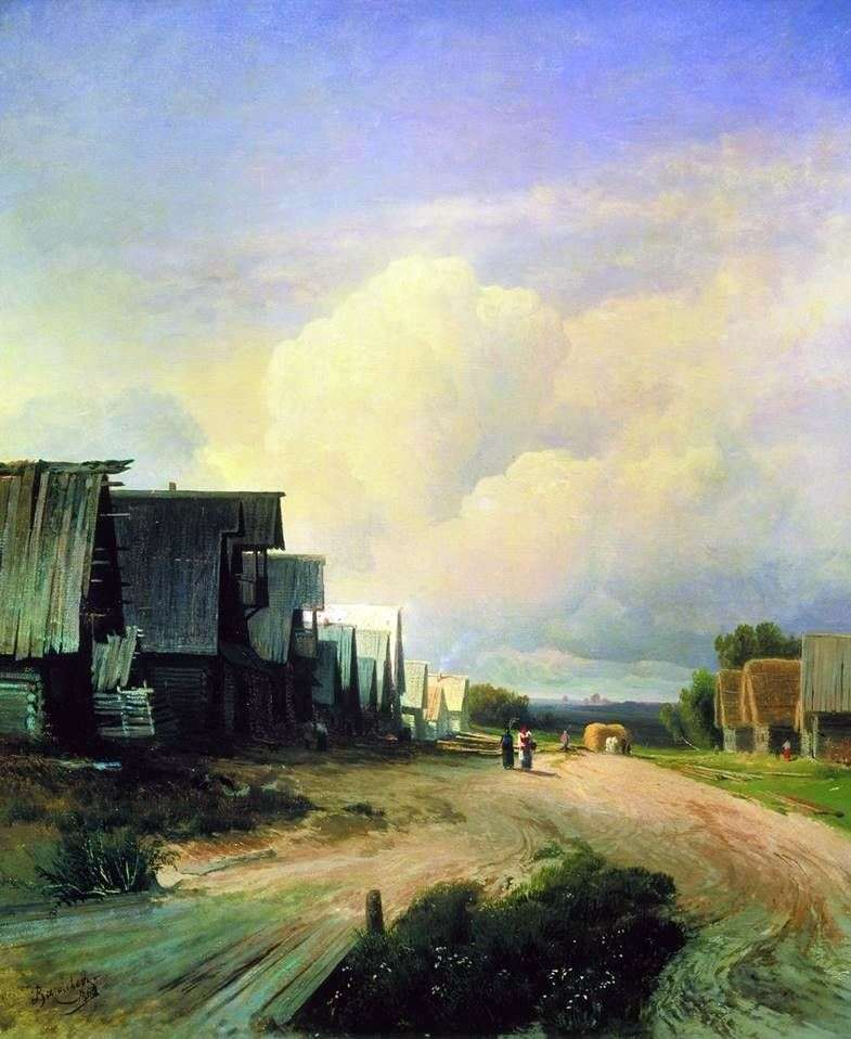 شارع القرية   فيدور فاسيلييف