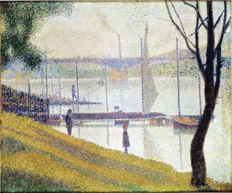 جسر في كوربوا   جورج سيرا