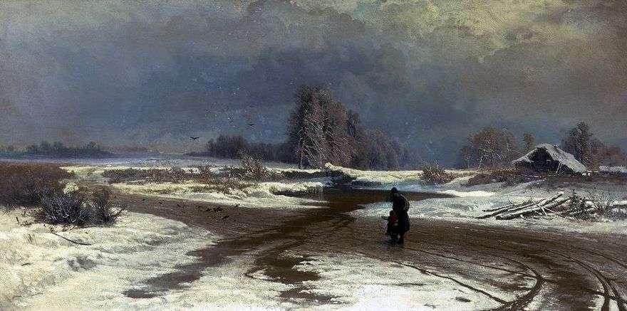 ذوبان الجليد   فيدور فاسيلييف