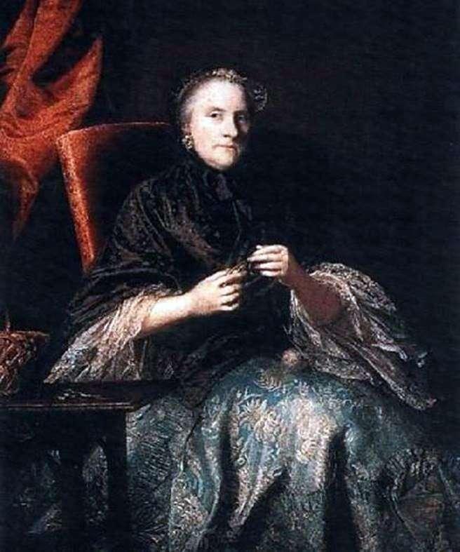 آنا ، الكونتيسة أولبمارلي   جوشوا رينولدز
