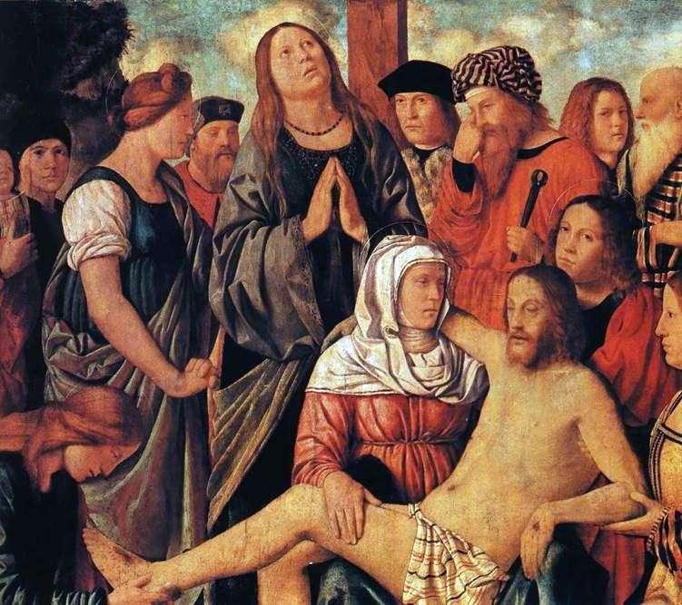 رثاء المسيح   ماركو مارزيالي
