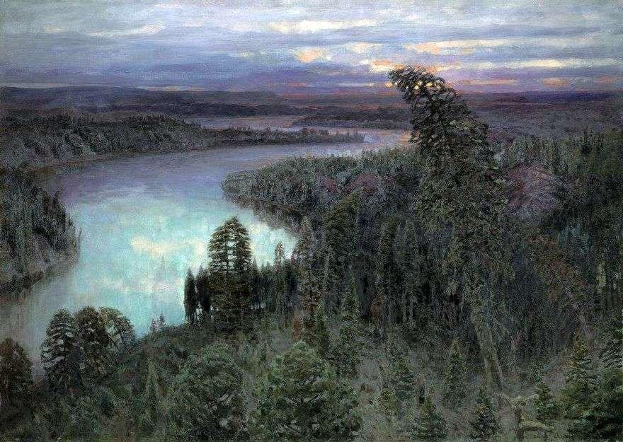 الإقليم الشمالي   فيكتور Vasnetsov