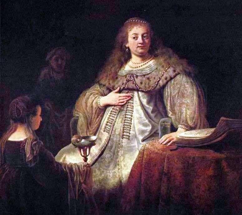 أرتميس   رامبرانت هارمنز فان راين