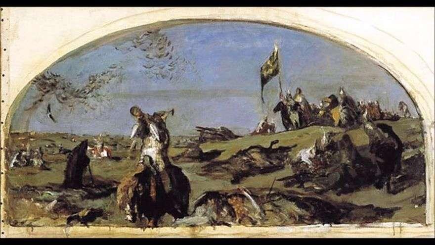 بعد معركة كوليكوفو   فالنتين سيروف