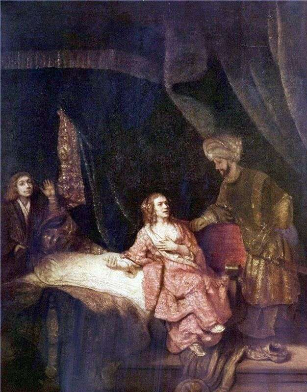 زوجة بوتيفار تتهم جوزيف   رامبرانت هارمنز فان راين