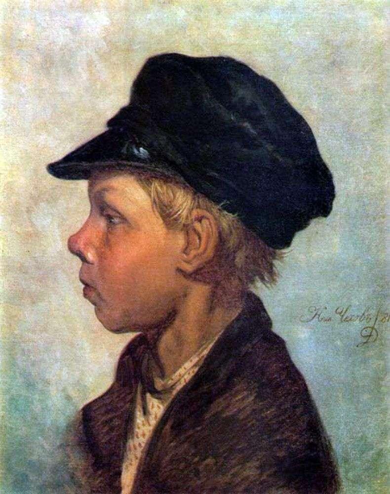 فتى فلاح (فانكا جوكوف)   نيكولاي تشيخوف
