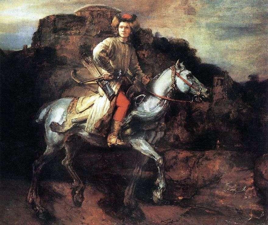 فارس البولندية   رامبرانت هارمنز فان راين