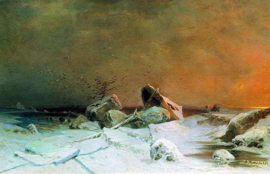 انجراف الجليد   Arseniy Meshchersky