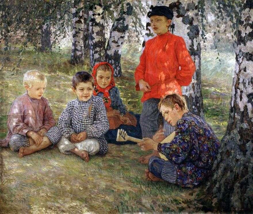 Virtuoso   نيكولاي بوغدانوف بيلسكي