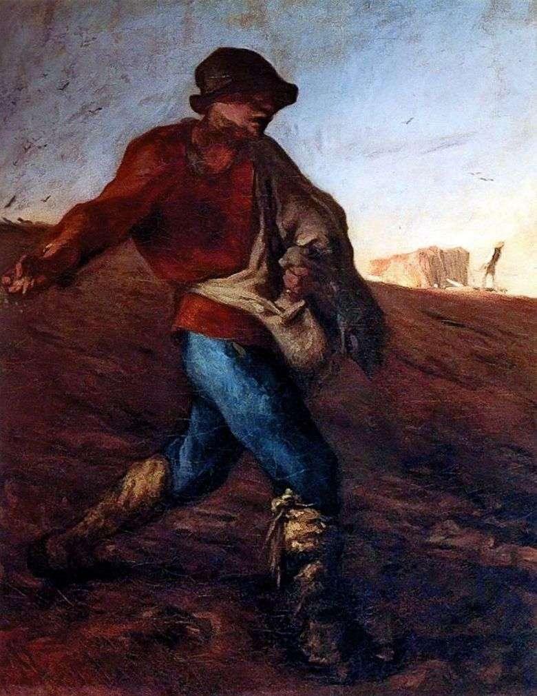 الزارع   جان فرانسوا ميلت
