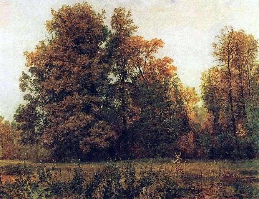 الخريف   إيفان شيشكين