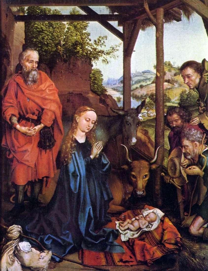 العشق من الرعاة   مارتن Schongauer