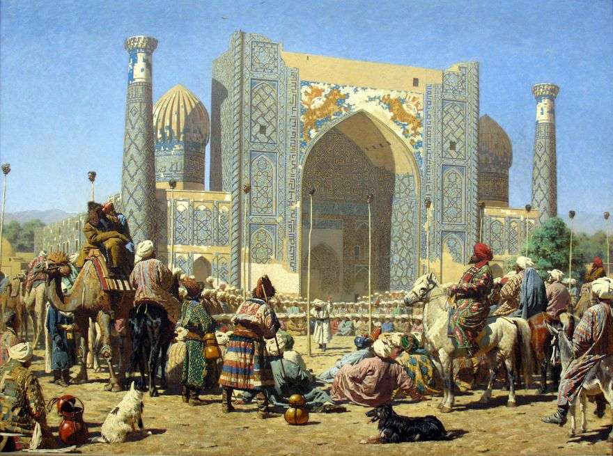 انتصار   فاسيلي Vereshchagin