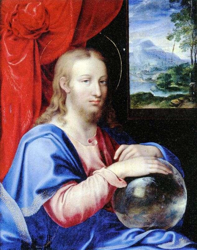 المسيح مخلص العالم   Bartholomeus Spranger