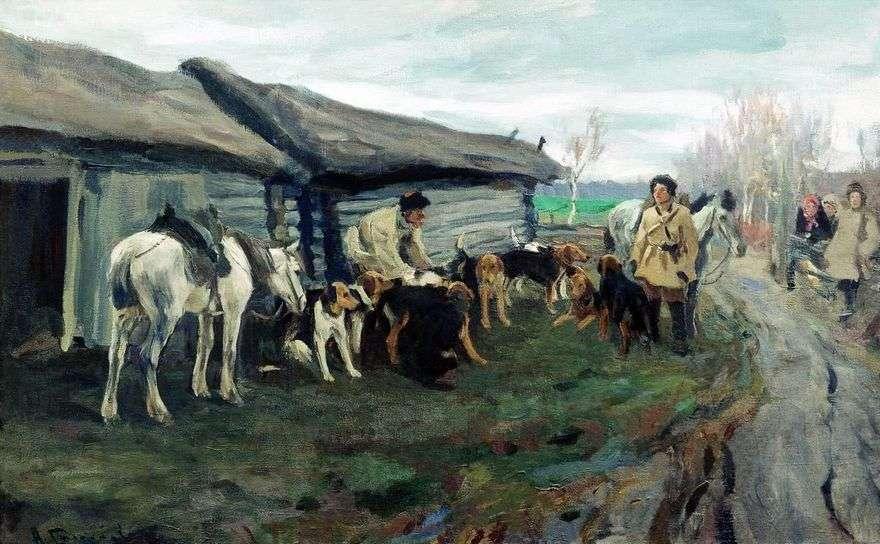 جمع الصيد   أليكسي ستيبانوف