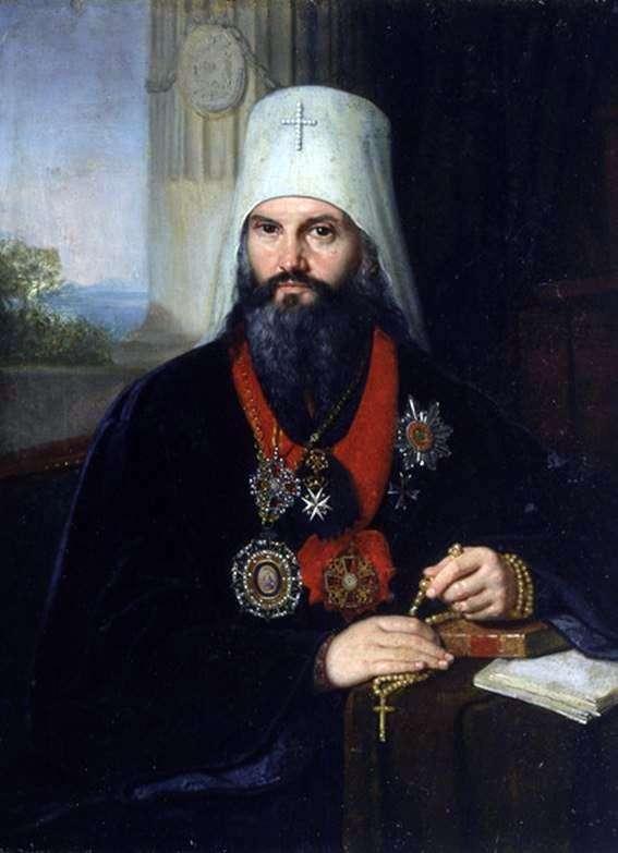 صورة لميخائيل ديسنيتسكي   فلاديمير بوروفيكوفسكي