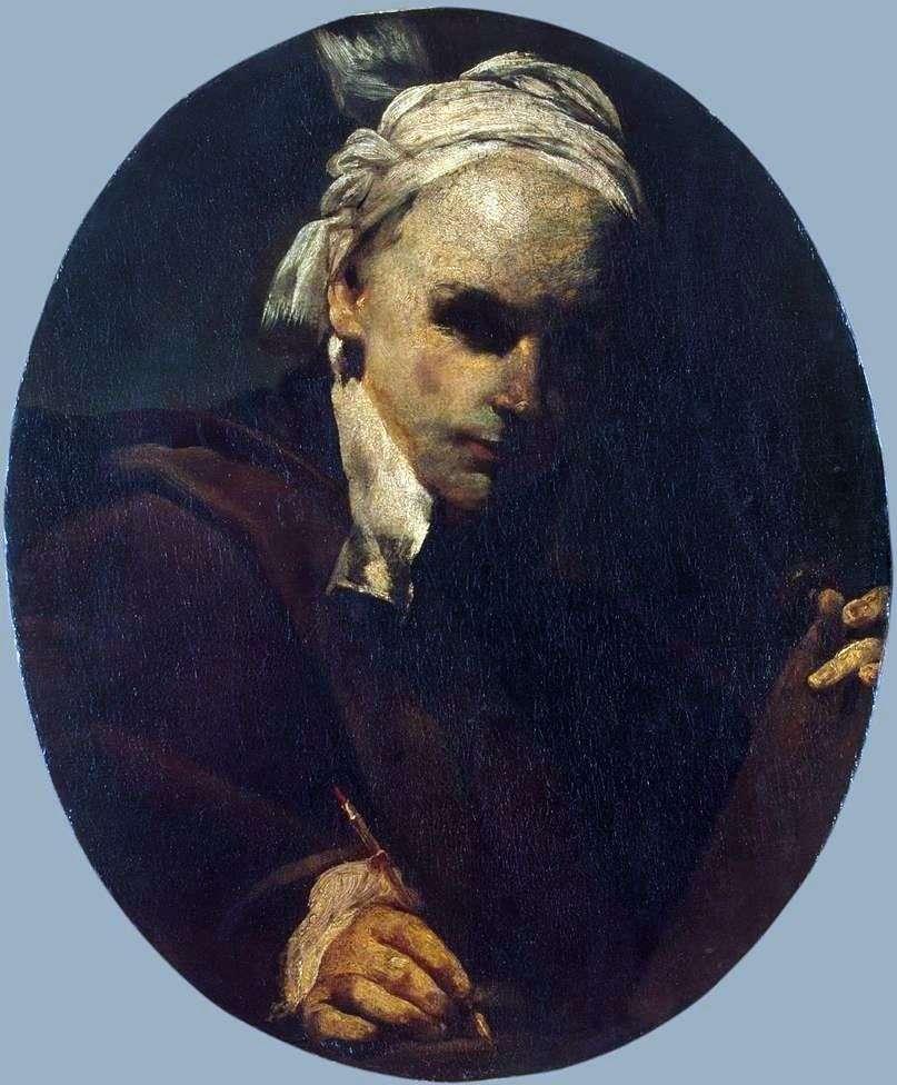 بورتريه ذاتي   جوزيبي ماريا كريسبى