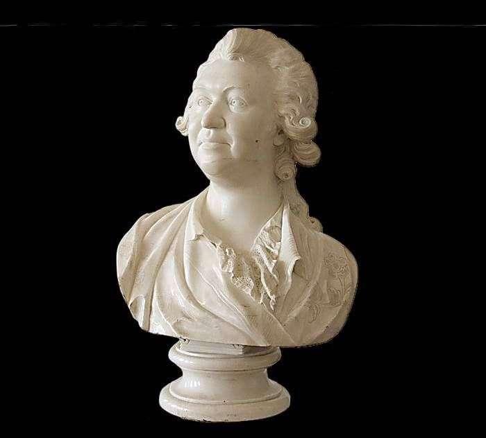 تمثال نصفي لحقل المشير ، الأمير الأعلى ج. أ. بوتيمكين   تافريشيسكي   فيدوت شوبين