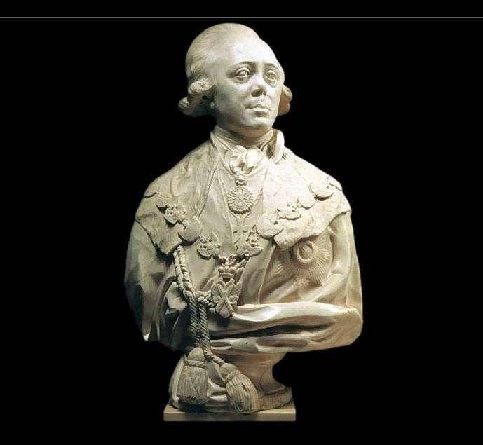تمثال بول الأول   فيدوت شوبان