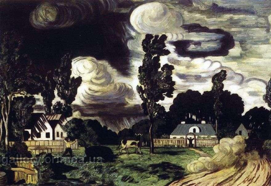 يوم عاصف. بول   نيكولاي كريموف