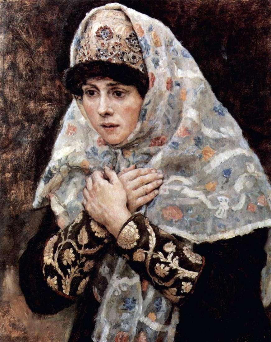 ابنة بويار   فاسيلي سوريكوف
