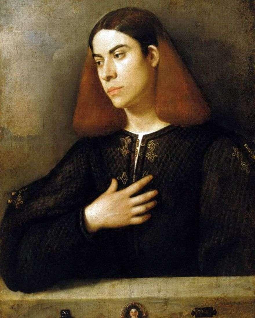 أنطونيو بروكاردو   جورجوني