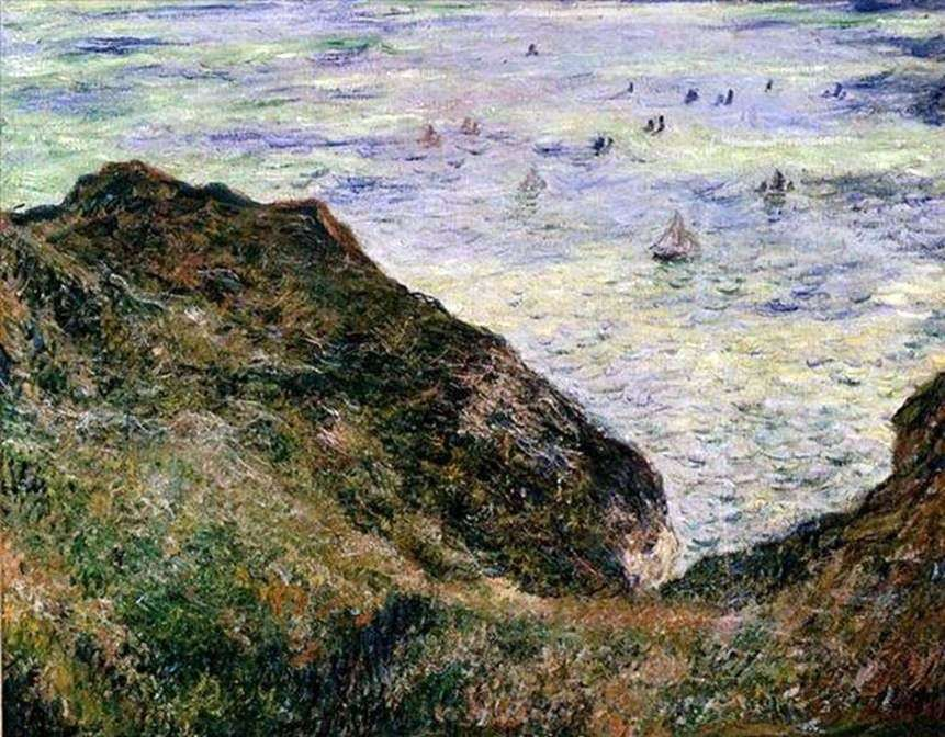 عرض البحر   كلود مونيه