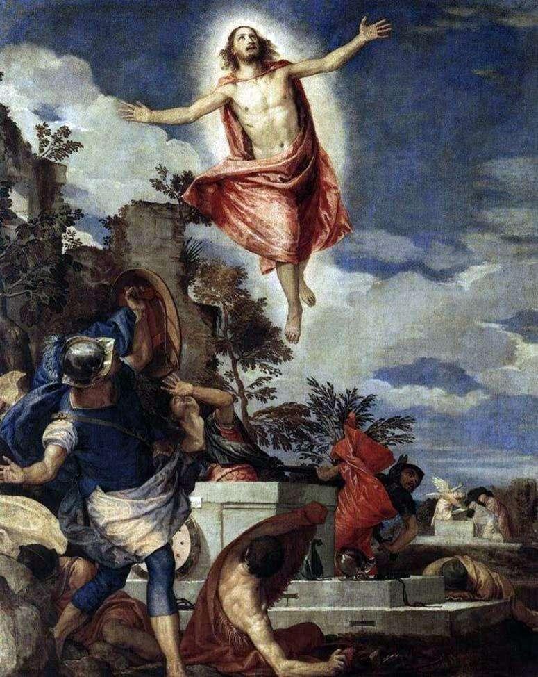 قيامة المسيح   باولو فيرونيسي
