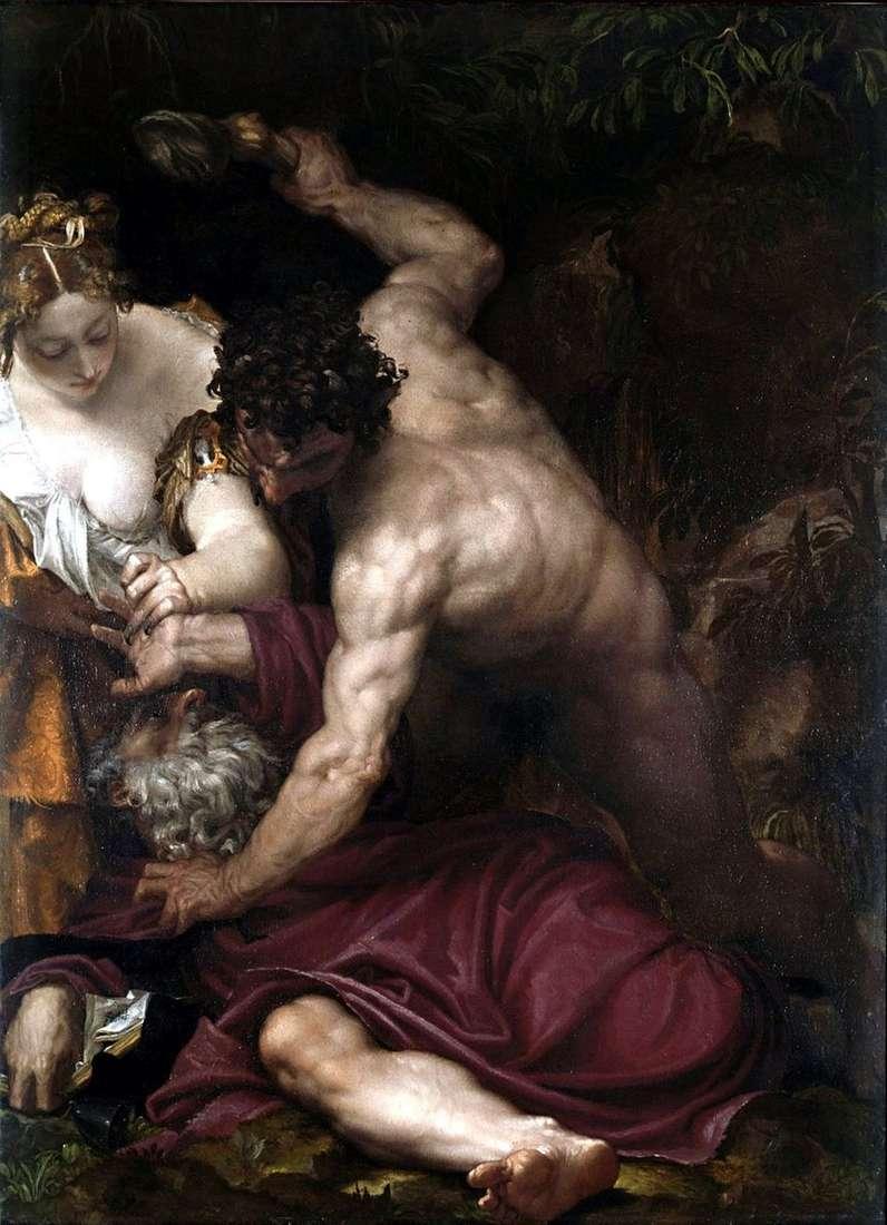 إغراء القديس أنتوني   باولو فيرونيسي