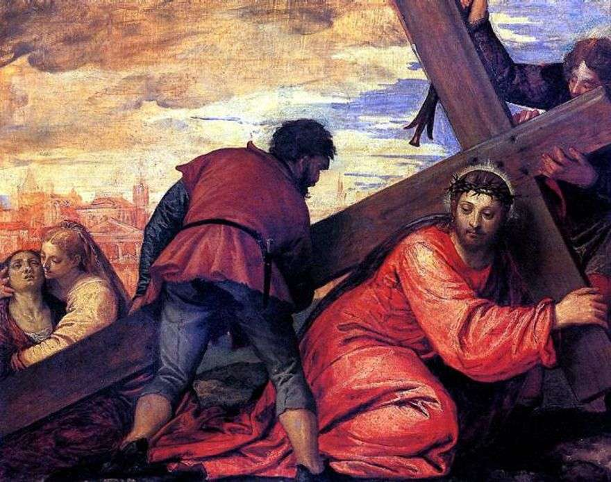 حمل الصليب   باولو فيرونيسي