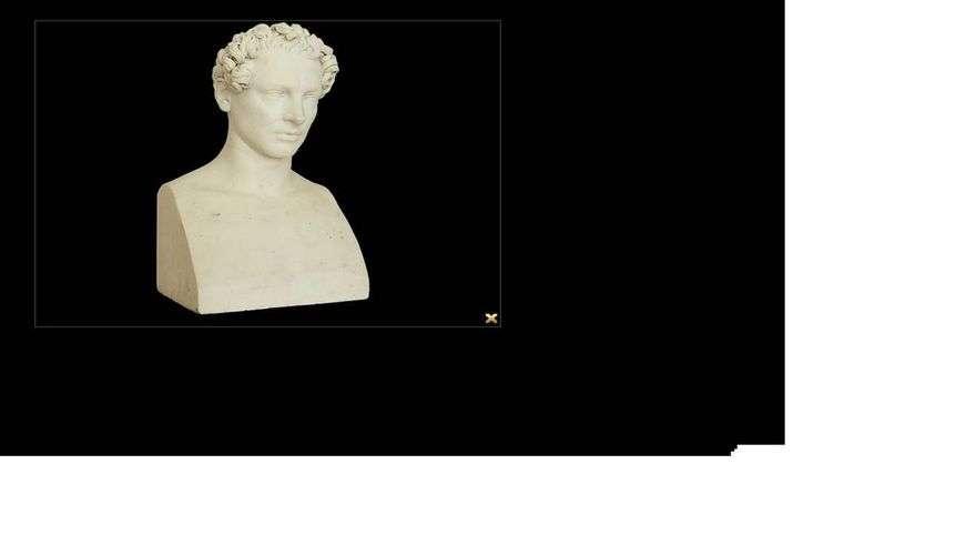 تمثال نصفي للكونسي أليكسييفيتش بيروفسكي   سيجيسموند تالبرج