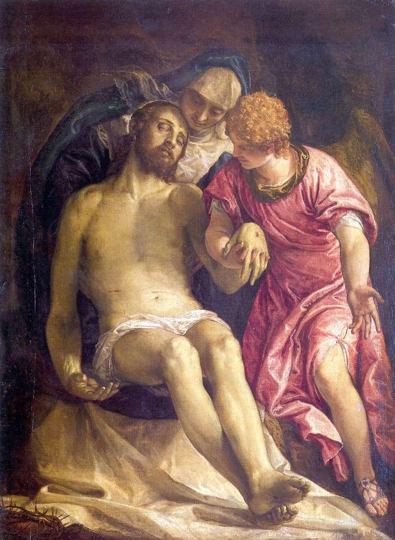 رثاء المسيح   باولو فيرونيسي