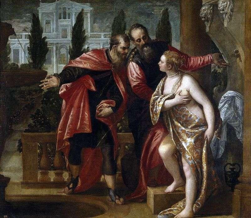 سوزانا والشيوخ   باولو فيرونيسي