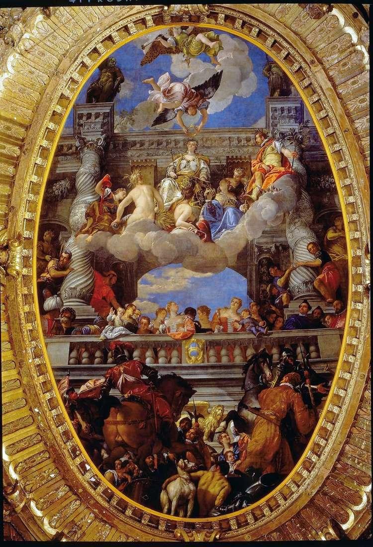 انتصار البندقية   باولو فيرونيسي