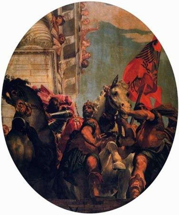 انتصار مردخاي   باولو فيرونيسي