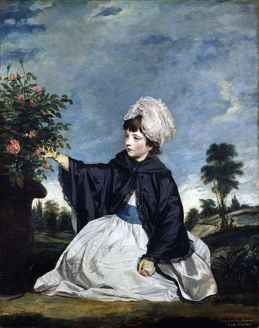 سيدة كارولينا هوارد   رينولدز جوشوا