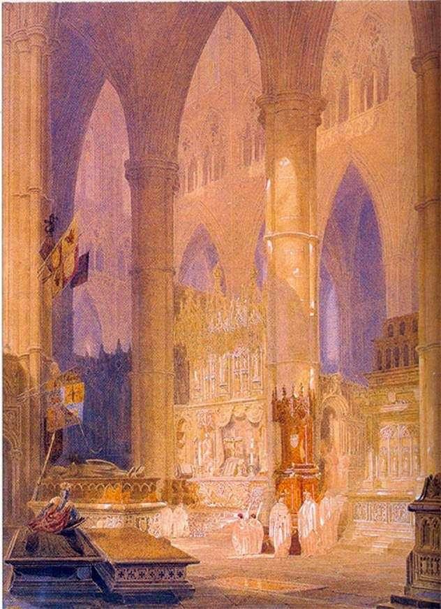 كاتدرائية قانا   وليام تيرنر