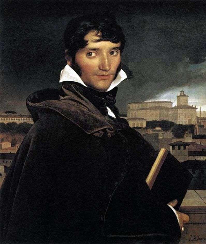 صورة للفنان فرانسوا ماريوس جرانيت   جان أوغست دومينيك إنجرس