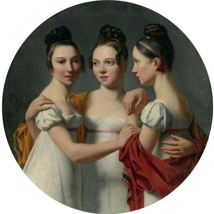 ثلاثة نعمة   ألكساندر جان دوبوا دراون