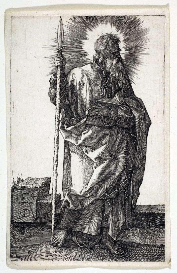 الرسول   ألبريشت دورر