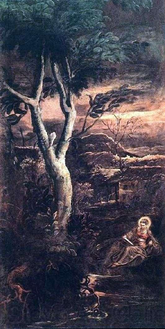 ماري ماجدالين   جاكوبو تينتوريتو