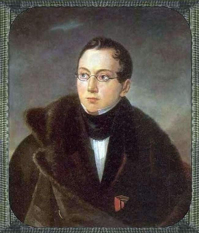 صورة A. V. Vsevolozhsky   فاسيلي تروبينين