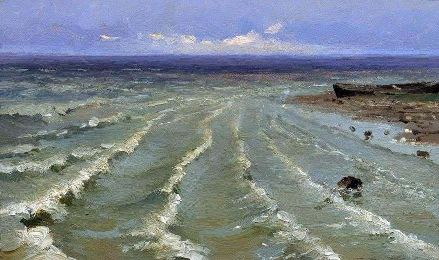 البحر   افيم فولكوف