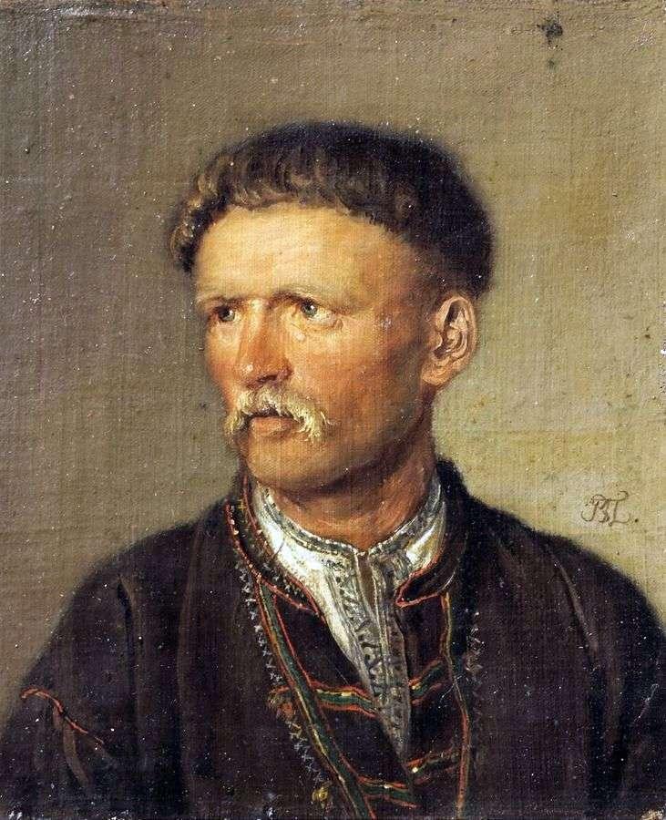 الأوكرانية (أوستيم كارميلوك)   فاسيلي تروبينين