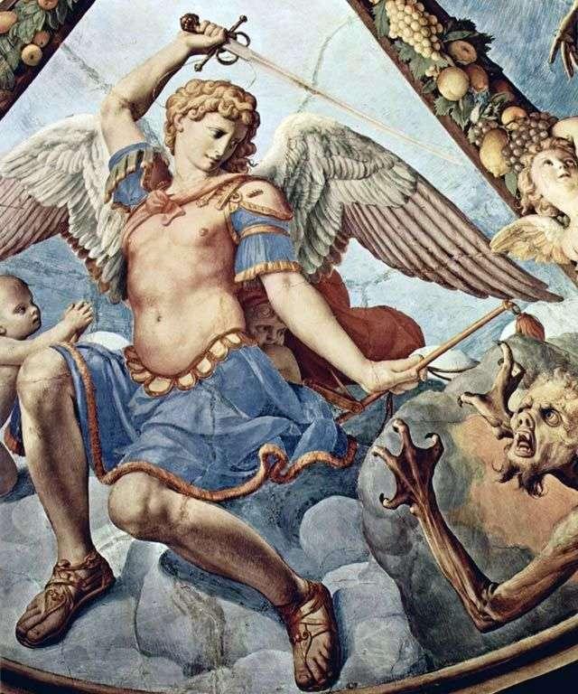 رئيس الملائكة ميخائيل   أنولو برونزينو