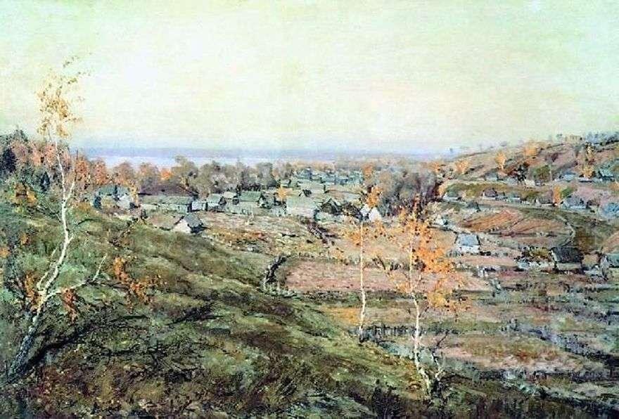 قرية خميليفكا   نيكولاي رومادين